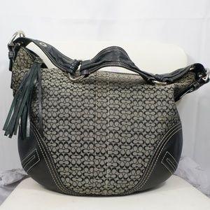 COACH Hobo Jacquard 2158 Bag MSRP$175